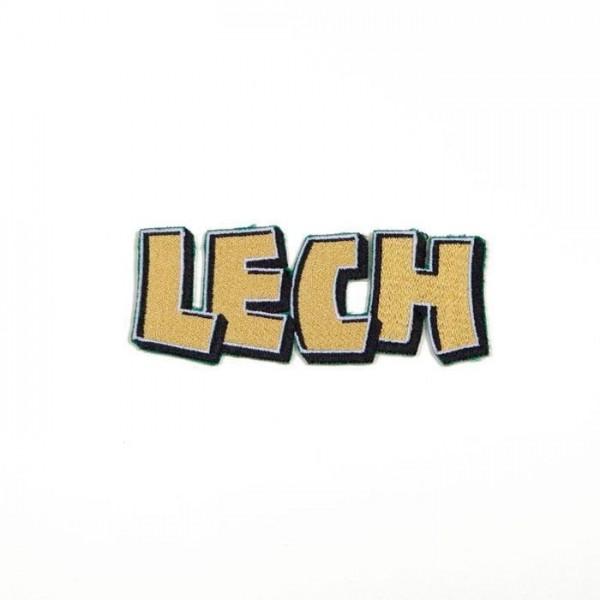 naszywka z logotypem firmy Lech