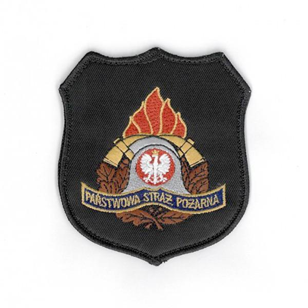 emblemat oddziału państwowej straży pożarnej