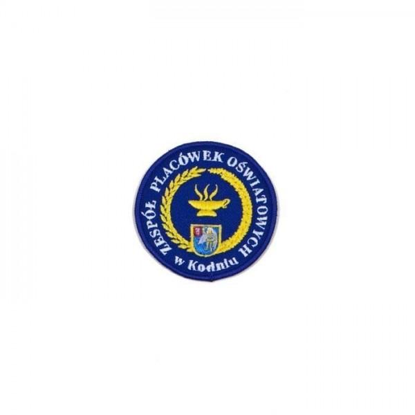 emblemat haft szkolny 1
