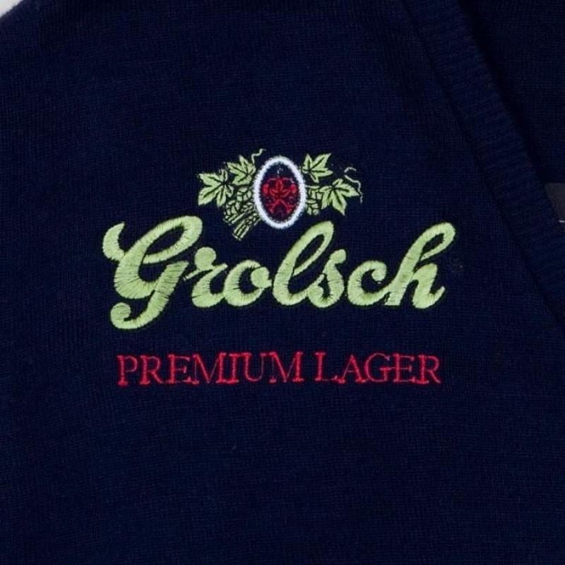 haft na odzież Grolsch