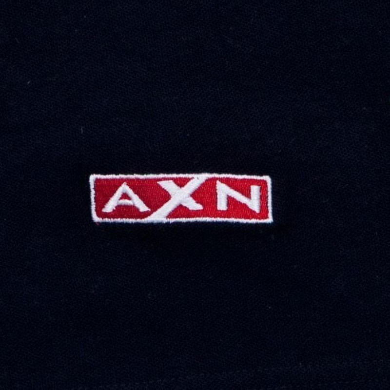 haft na odzież AXN