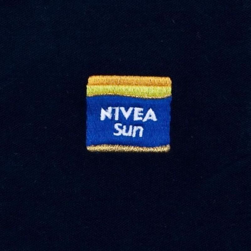 haft na odzież Nivea