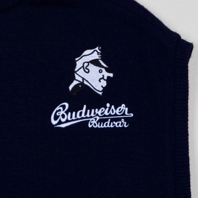 haft na odzież Budwaiser