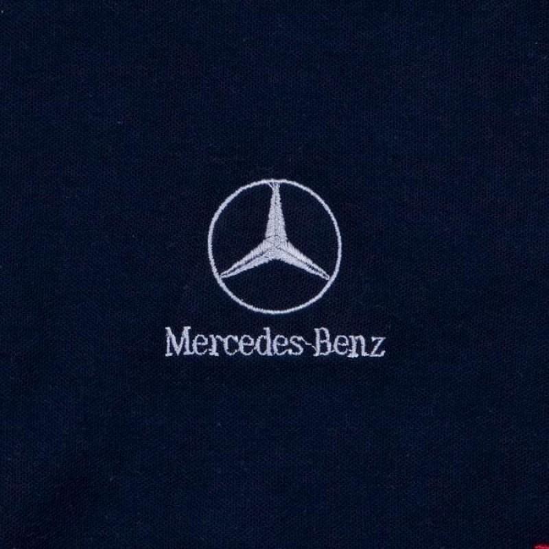 haft na odzież Mercedes Benz