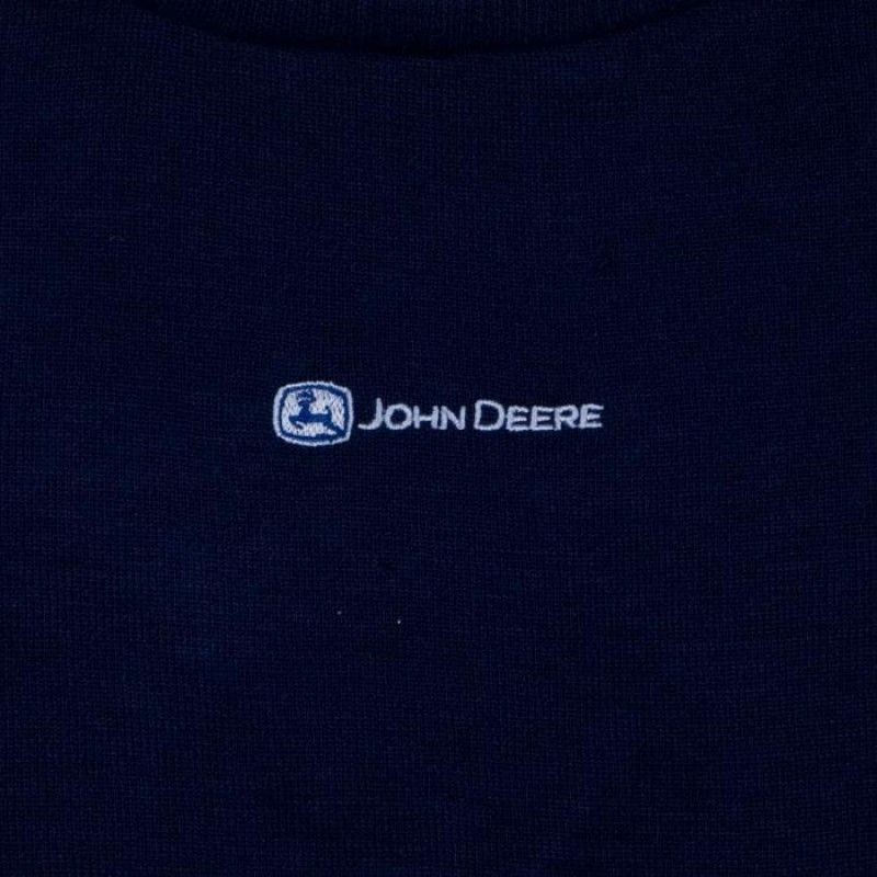 haft na odzież John Deere