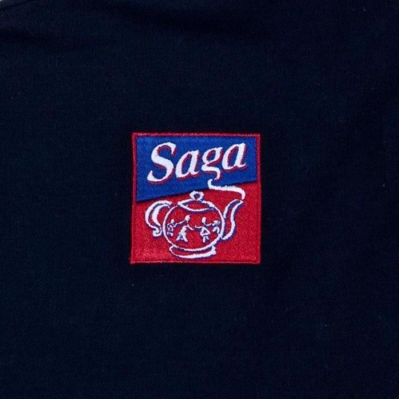 haft na odzież Saga