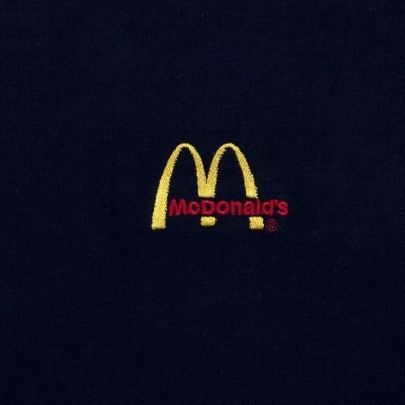 haft na odzież McDonalds