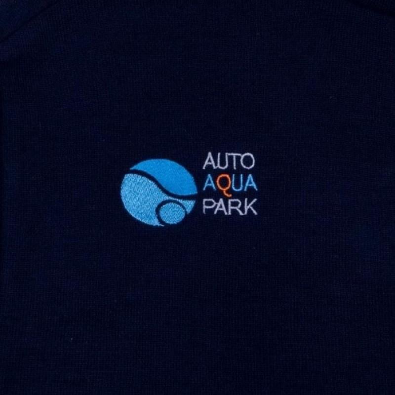 haft na odzież Auto Aqua Park
