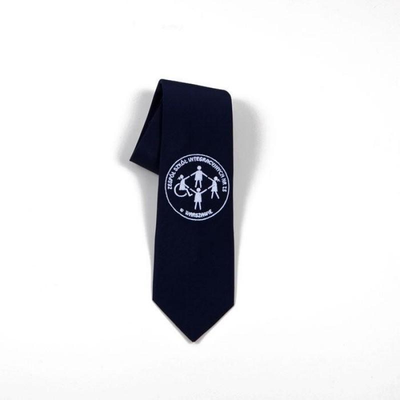 Krawat - haft szkolny 3