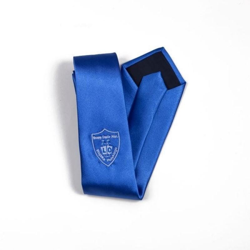 Krawat - haft szkolny 2