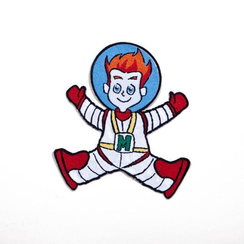 Naszywka Astronauta