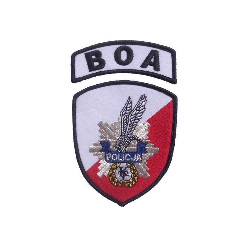 Emblemat BOA