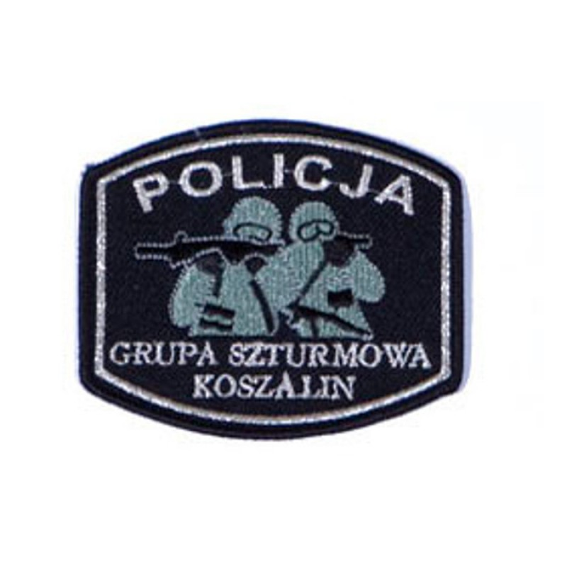 Emblemat dla grupy szturmowej