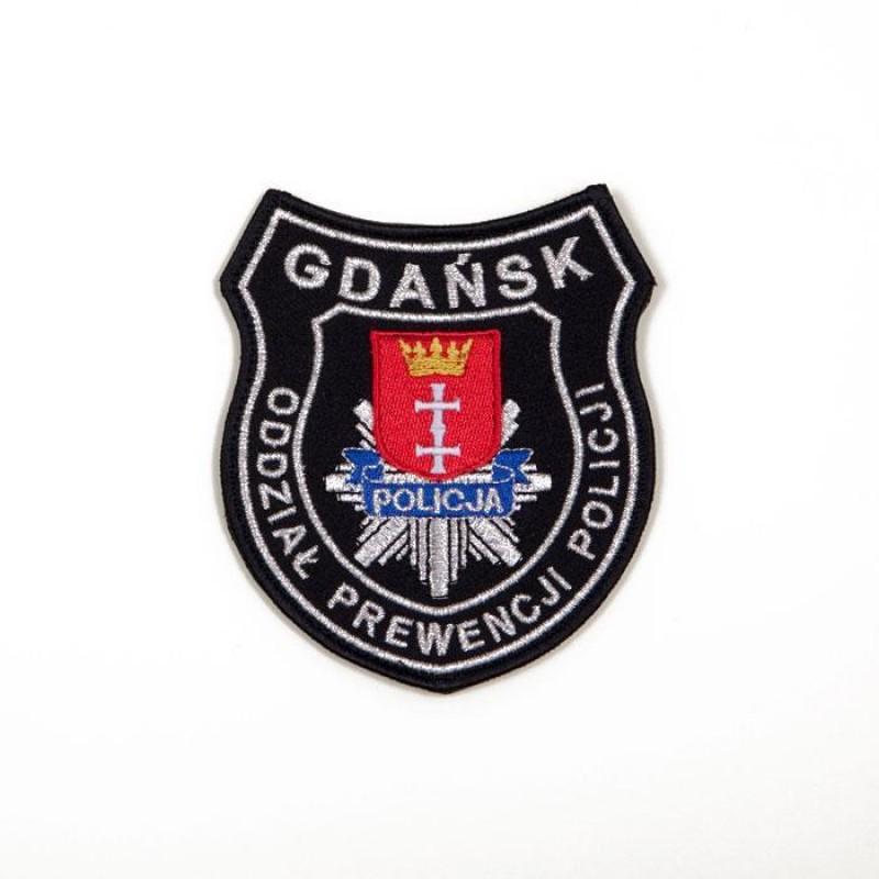 Emblemat oddziału prewencji policji