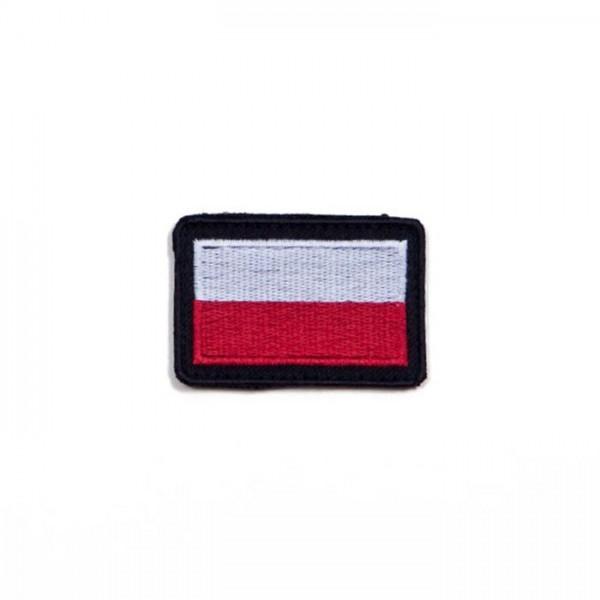 Oznaka przynależności państwowej - Flaga RP wzór 814A/MON