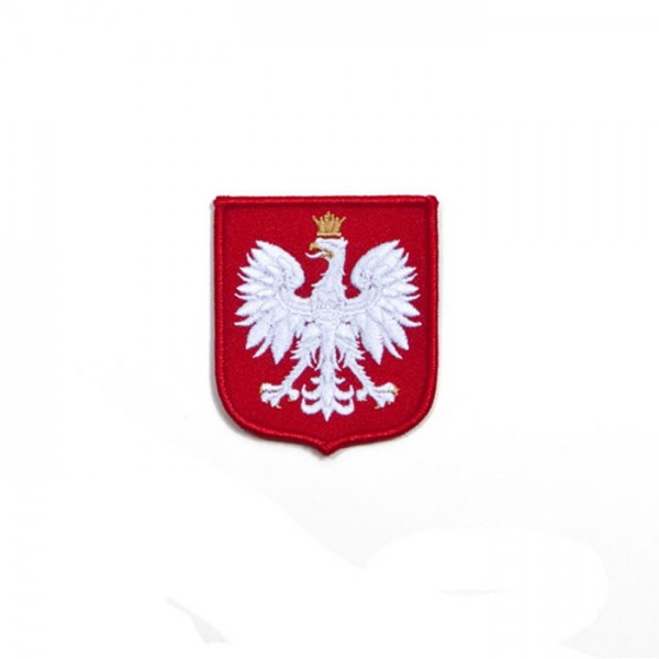 Oznaka przynależności państwowej - Godło RP wzór 813/MON