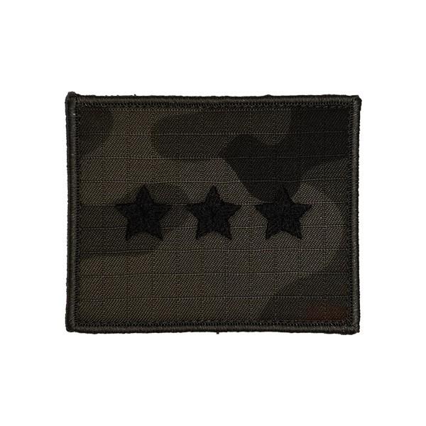 Oznaka stopnia wojsk lądowych do kurtki ubrania ochronnego z ocieplaczem wzór 833/MON