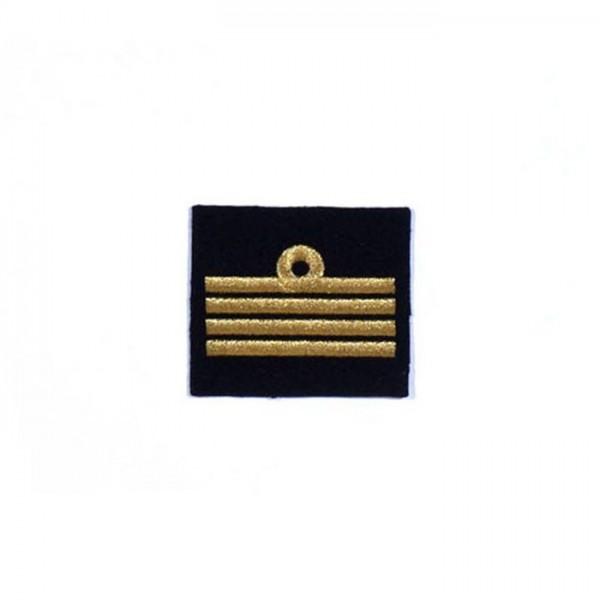 Oznaki stopni do kurtki lub swetra oficerskiego MW wzór 823/MON