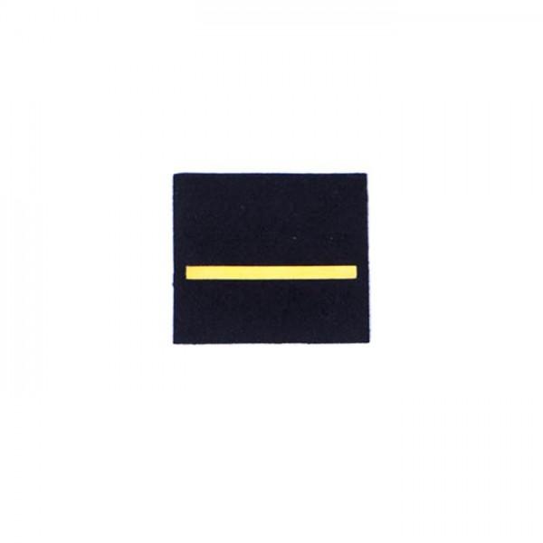 Oznaki stopni do umundurowania ćwiczebnego lub kurtki ubrania ochronnego MW wzór 827/MON, 827A/MON