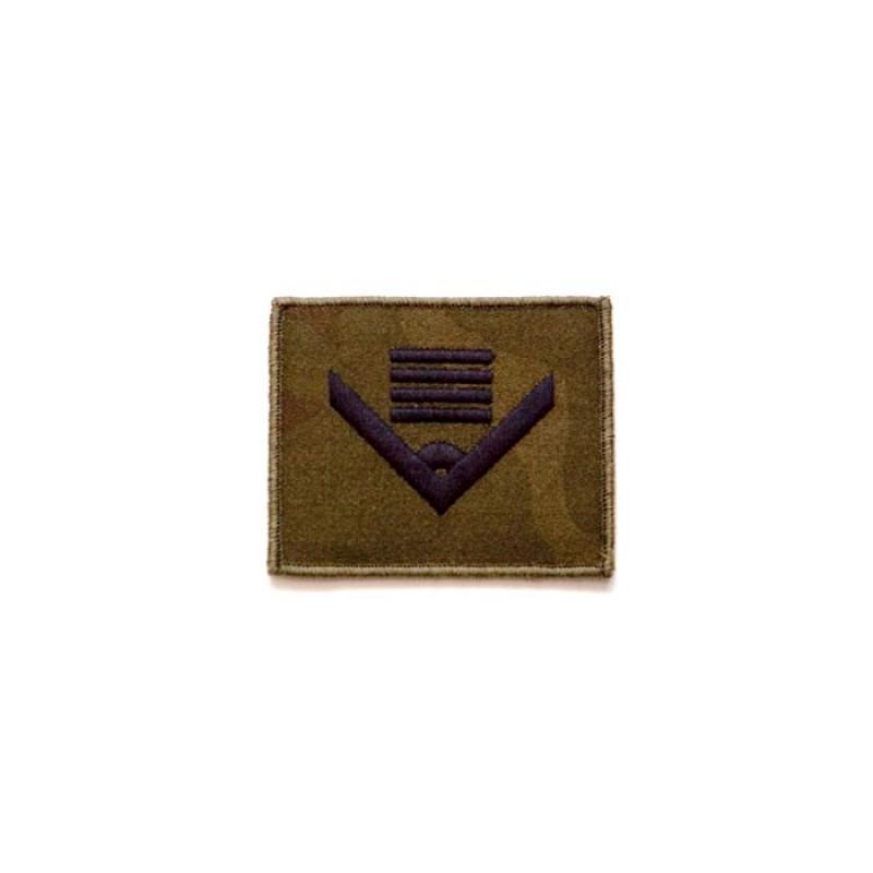 Oznaki stopni marynarki wojennej do kurtki ubrania ochronnego wzór 833A/MON