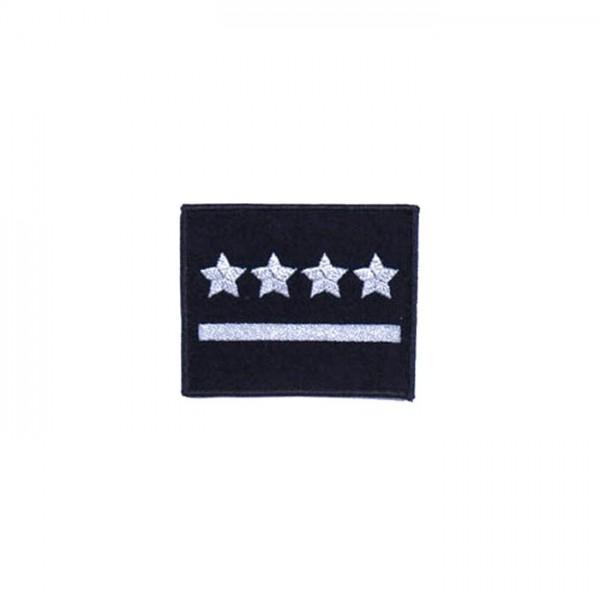 Oznaki stopni wojsk lotniczych do kurtki zimowej nieprzemakalnej wzór 822