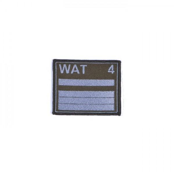 Oznaki szkolne słuchaczy szkół wojskowych prostokątne wzór 835/MON