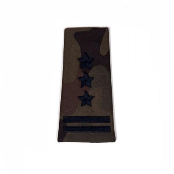 Pochewki z haftowanymi oznakami do swetra oficerskiego wojsk lotniczych wzór 829E /MON