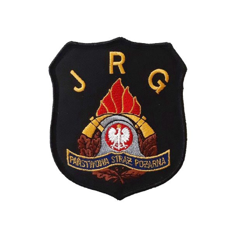 Emblemat naramienny JRG