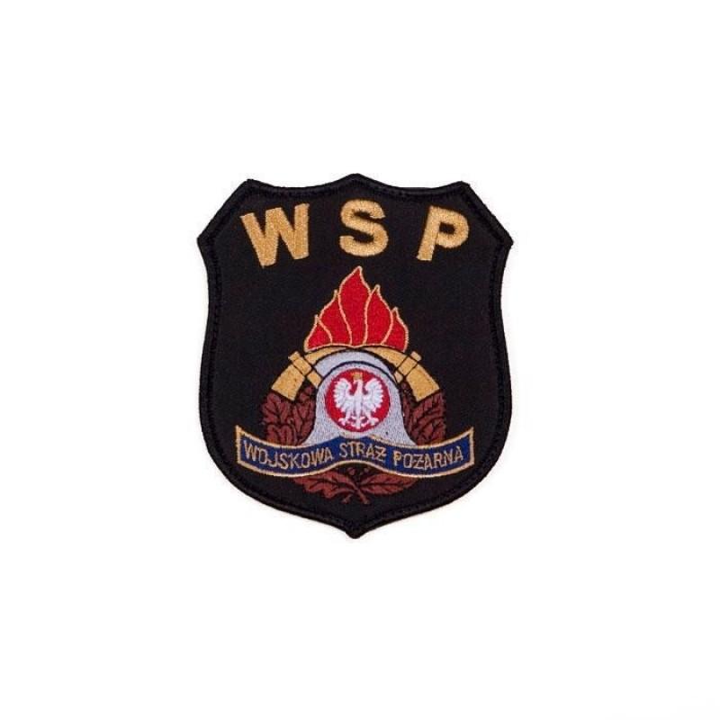Emblemat oddziału Państwowej Straży Pożarnej 4