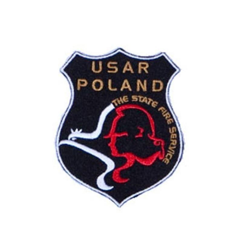 Emblemat oddziału Państwowej Straży Pożarnej 2