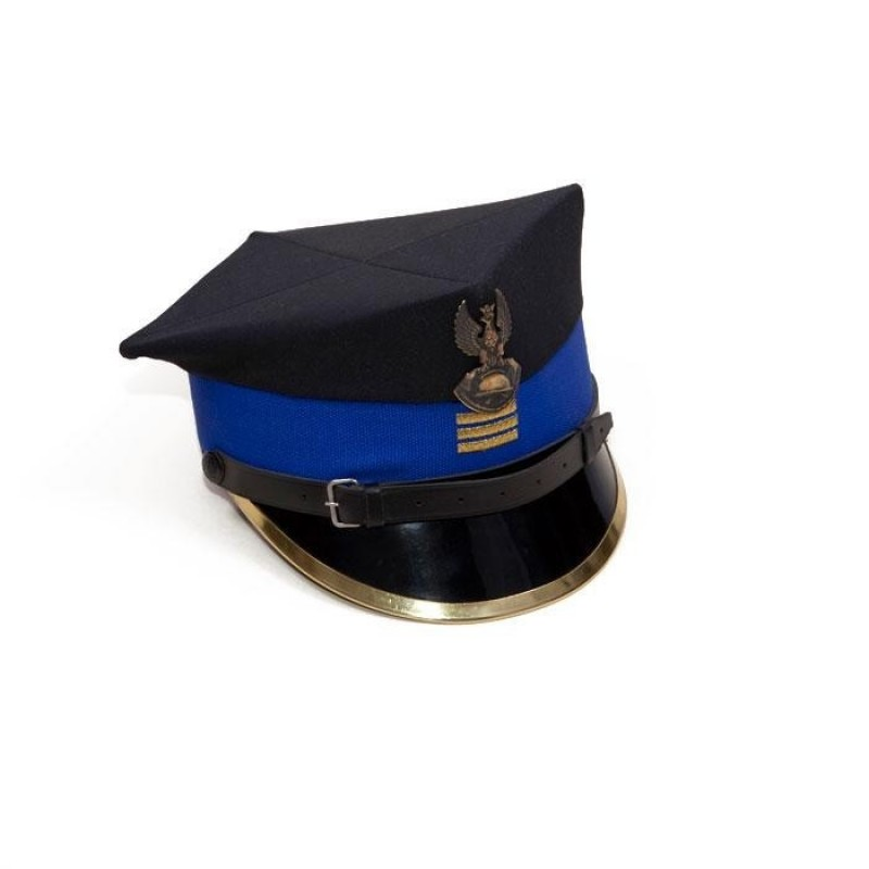 Haft mundurowy PSP 2