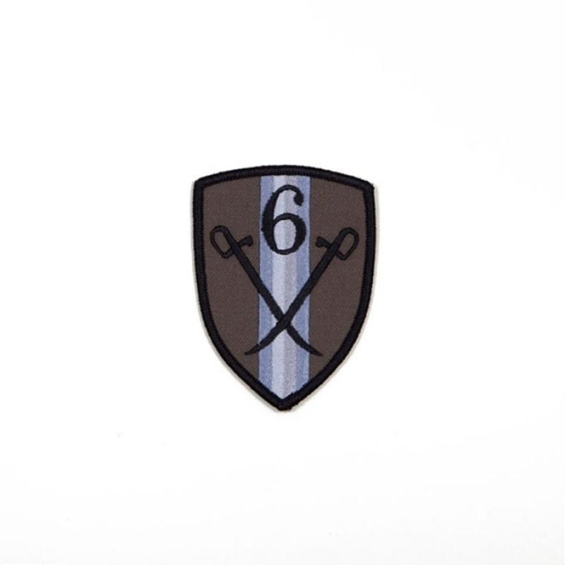 Emblemat 6 Brygady Kawalerii Pancernej