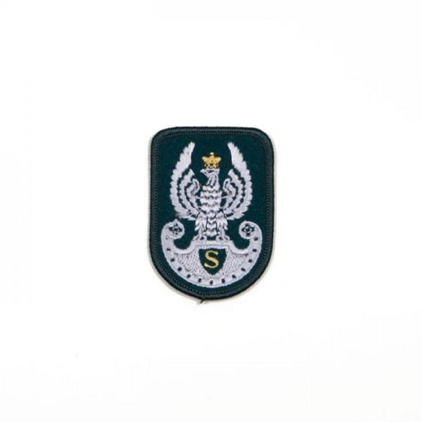 Emblemat z Orzełkiem Strzeleckim