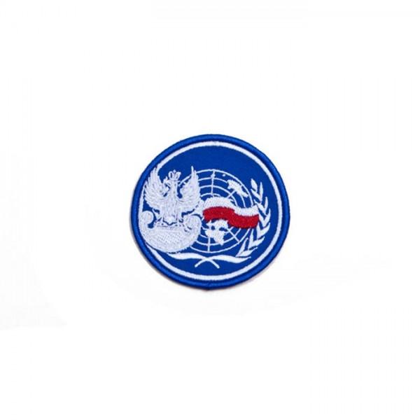 Emblemat Wojska Polskiego ONZ