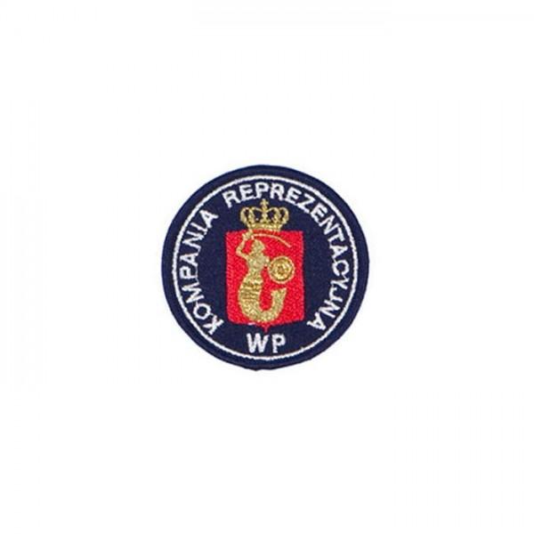 Naszywka kompanii reprezentacyjnej Wojska Polskiego