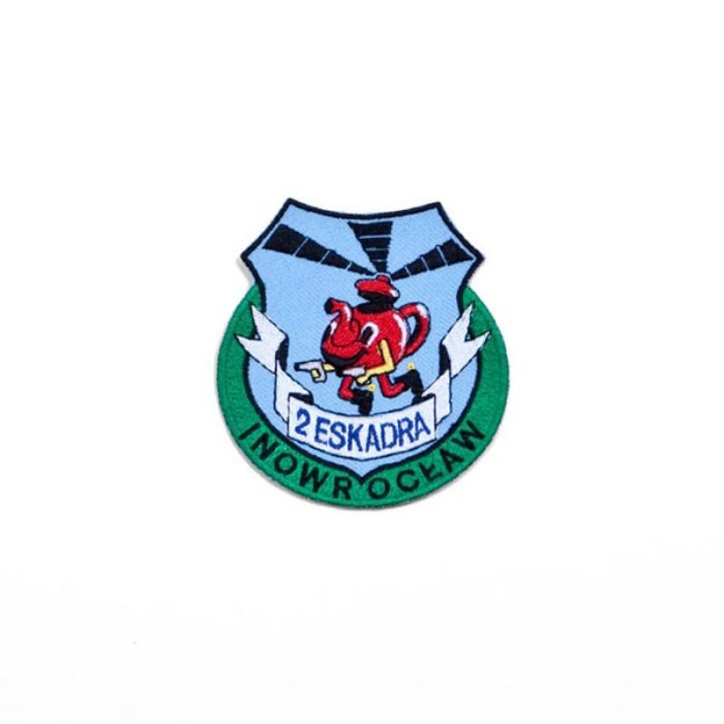 Haft mundurowy - 2 Eskadra Lotnictwa Taktycznego