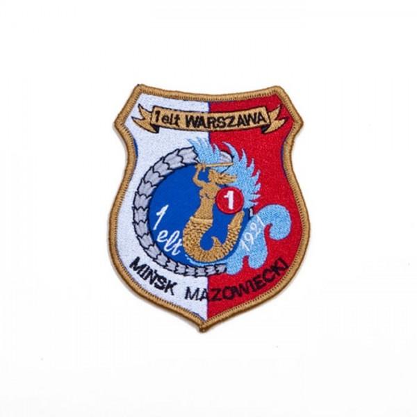 Haft mundurowy - 1 Eskadra Lotnictwa Taktycznego