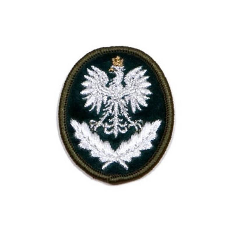 Emblemat Służb Leśnych 16