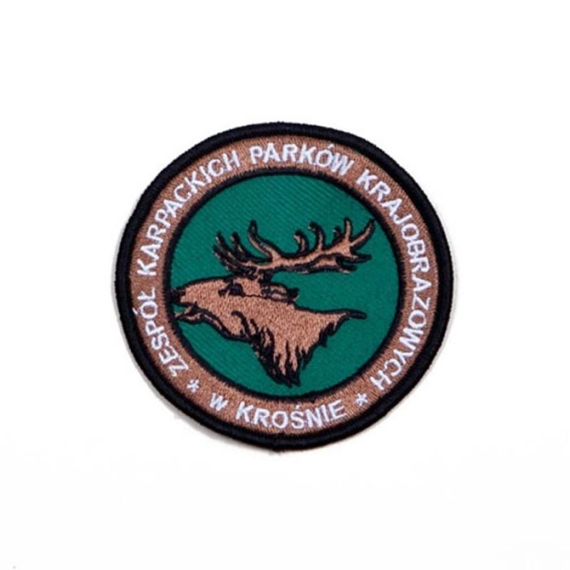 Emblemat Służb Leśnych 8