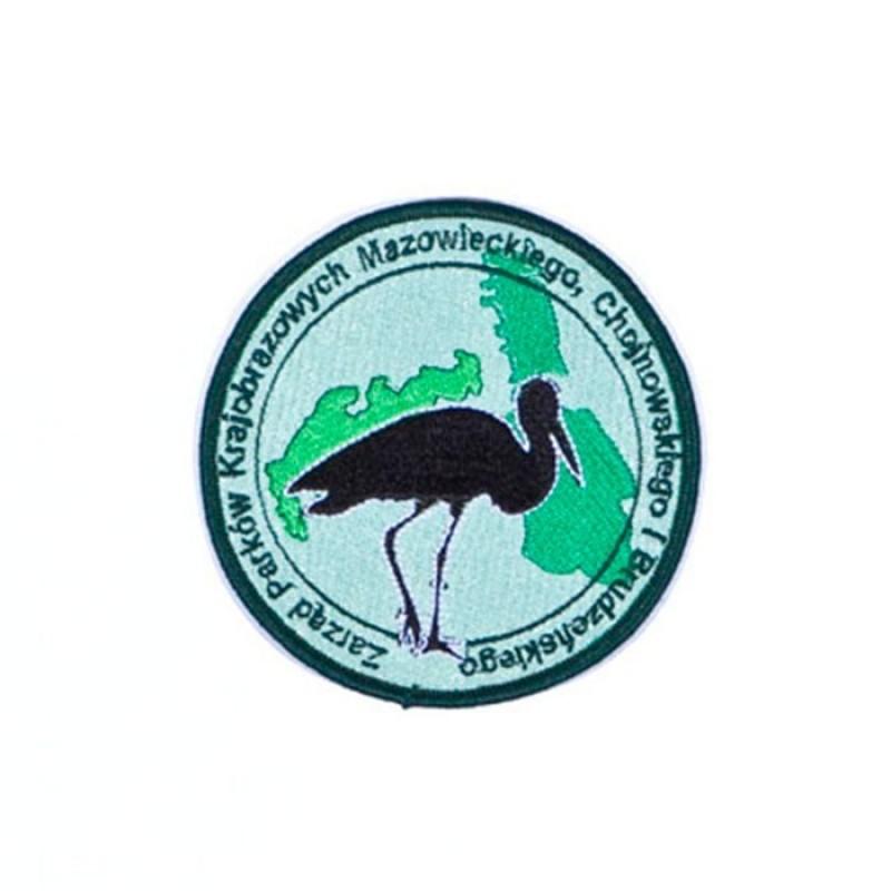 Emblemat Służb Leśnych 2