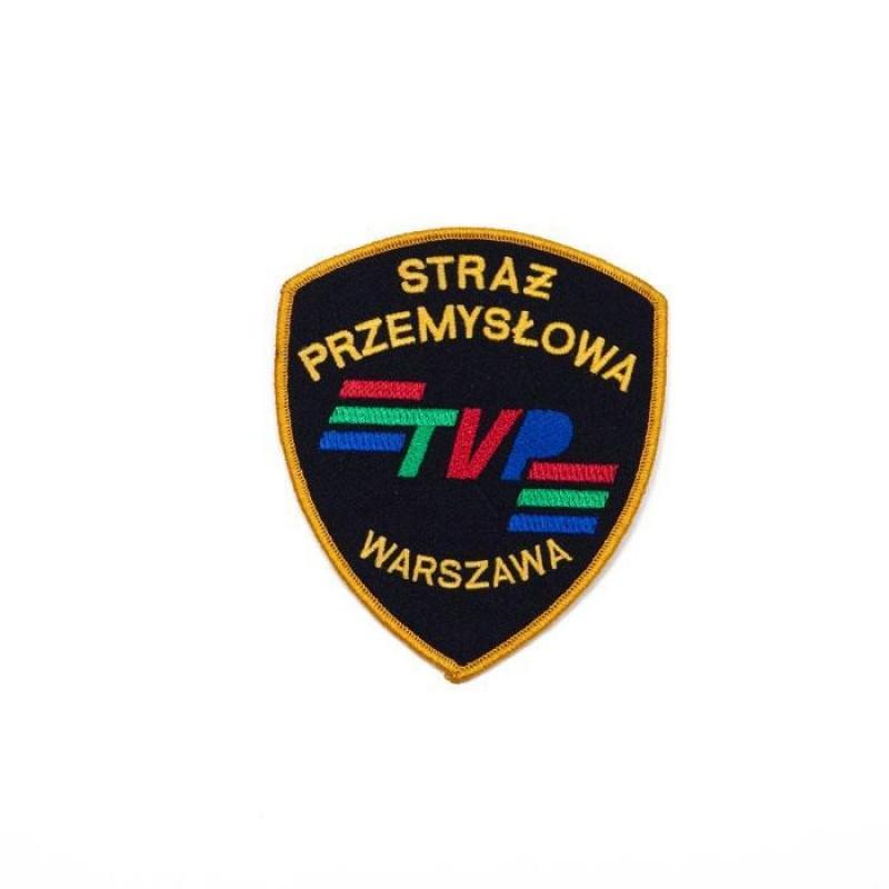 emblemat służb ochrony 1