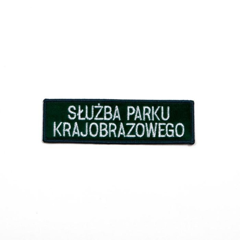 emblemat służby leśnej z napisem 1