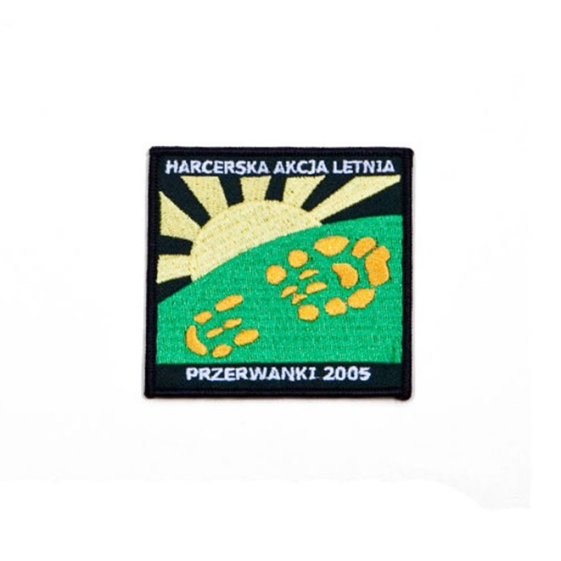 Haft mundurowy - Przerwanki 2005