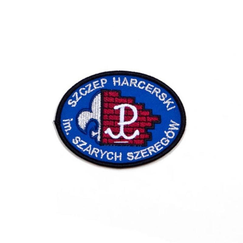 Haft mundurowy Szczep Harcerski im Szarych Szeregów