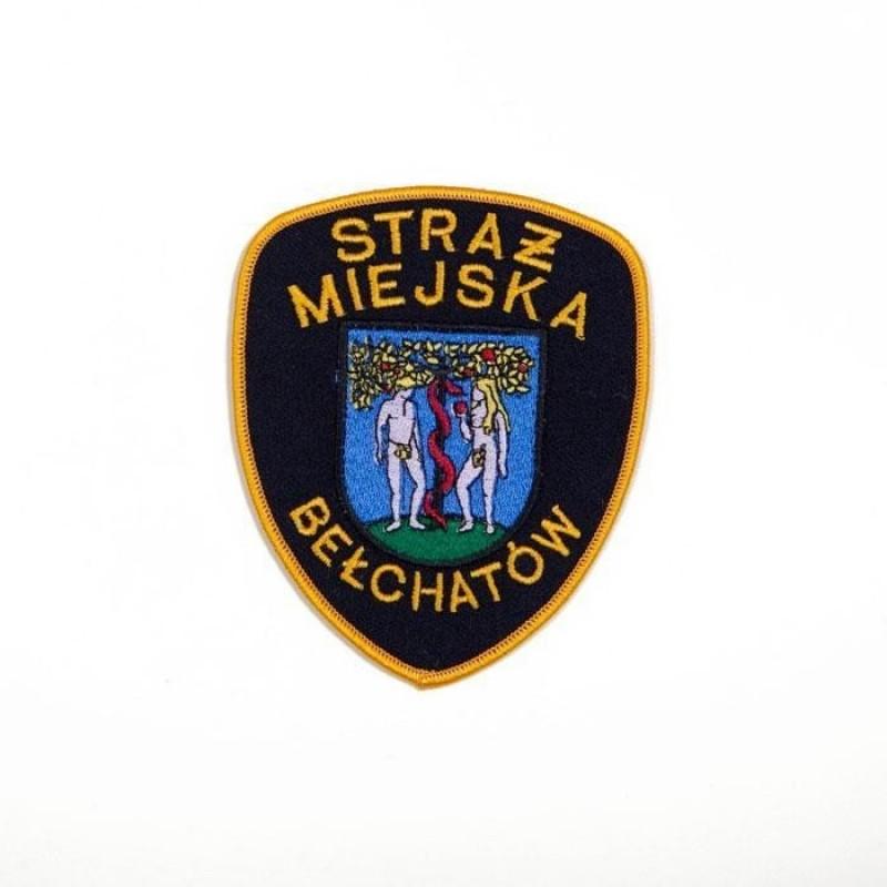haft mundurowy straży miejskiej 2