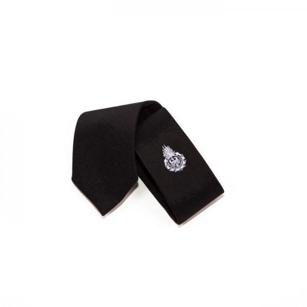Krawat OSP z płomykiem