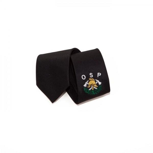 Krawat z logo OSP