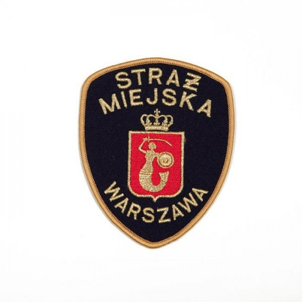 haft mundurowy straży miejskiej 1