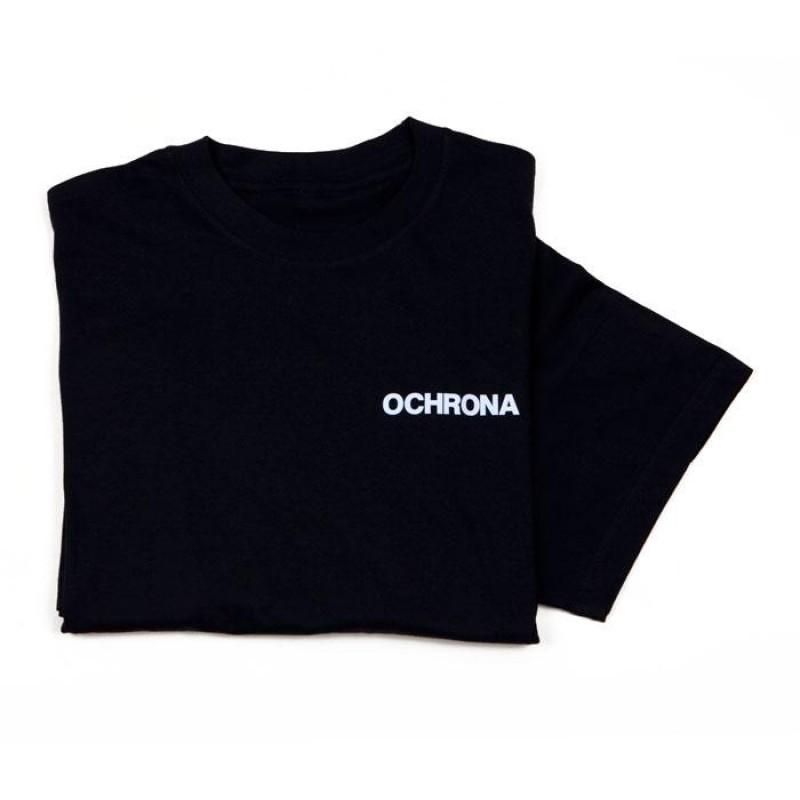 Koszulka ochrony z nadrukiem 1