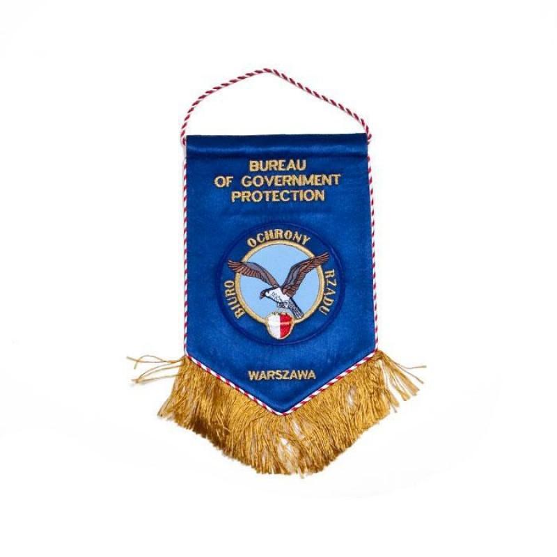 Proporzec Biuro Ochrony Rządu
